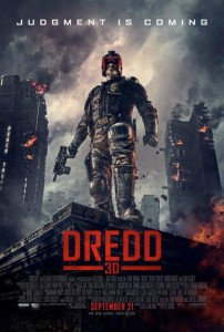 Who's the Law? Dredd's the Law!