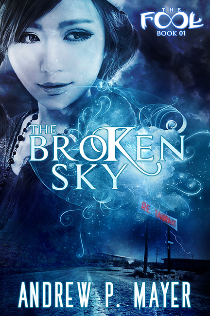 The FooL Book 01 – The Broken Sky Image