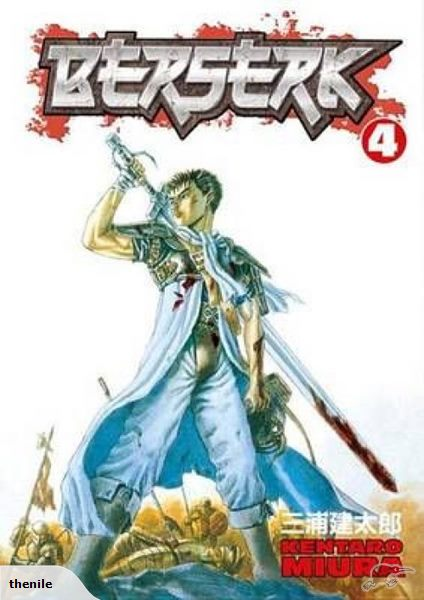 Review: Berserk, Vol. 4